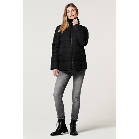 NoppiesUmstandsjacke Winter Bromley  Black 7
