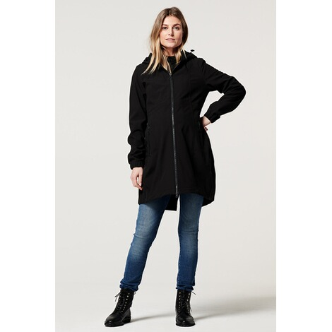 NoppiesUmstandsjacke Winter Rosann  Black 9