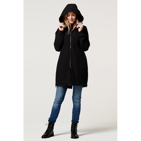 NoppiesUmstandsjacke Winter Rosann  Black 12