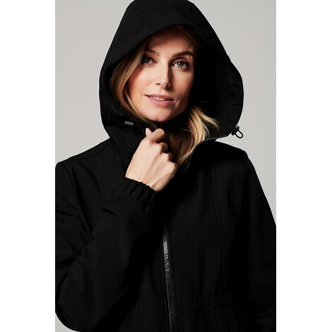 NoppiesUmstandsjacke Winter Rosann  Black 13