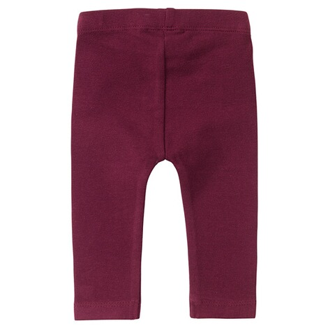 NoppiesLeggings Cradock  Burgundy 2