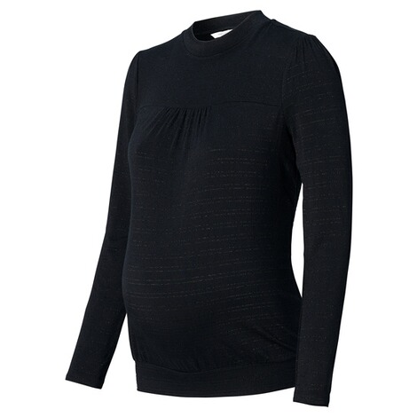 NoppiesLangarmshirt Castle Cary  Black 3