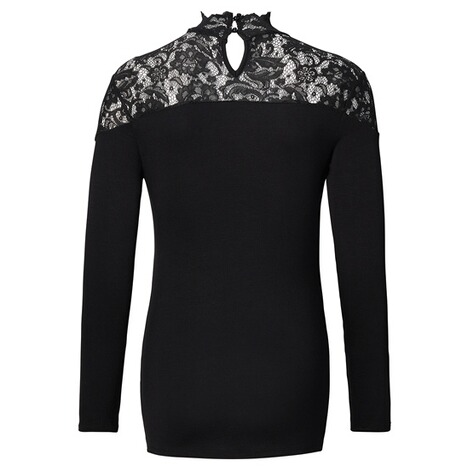 SupermomTop Lace  Black 2
