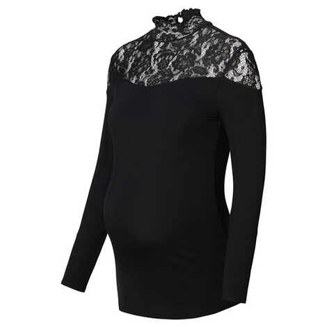 SupermomTop Lace  Black 3