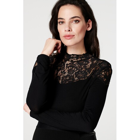 SupermomTop Lace  Black 10