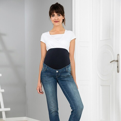 2heartsWE LOVE BASICSUmstands-Jeans 4