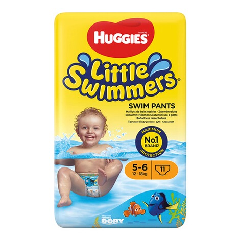 Badewindelhose Little Swimmers 4