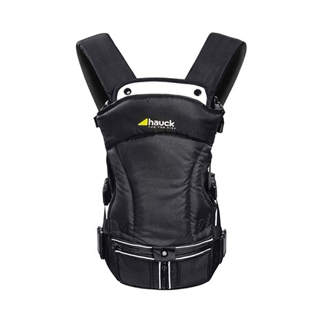 HauckBabytrage 3-Way-Carrier, 3 Tragepositionen  black 1