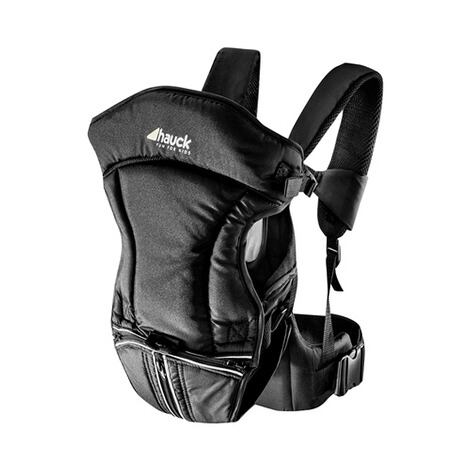 HauckBabytrage 3-Way-Carrier, 3 Tragepositionen  black 2