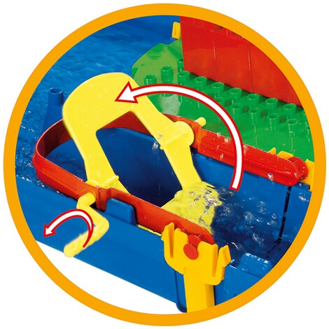 BIGWasserbahn Waterplay Funland 3