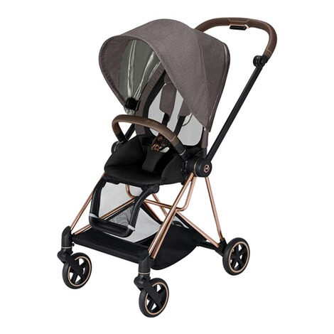 CybexPLATINUMSitzpaket Plus für Mios Lux  manhattan grey 2