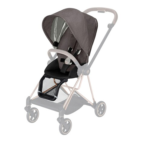 CybexPLATINUMSitzpaket Plus für Mios Lux  manhattan grey 1