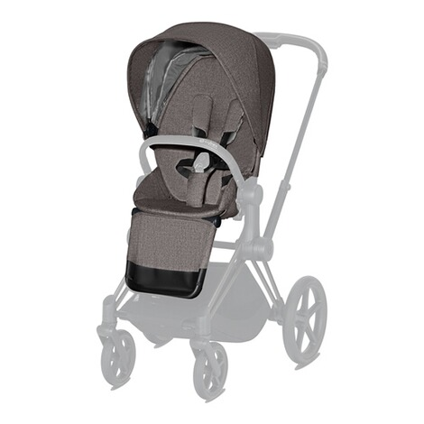 CybexPLATINUMSitzpaket Plus für PRIAM, e-PRIAM  manhattan grey 3