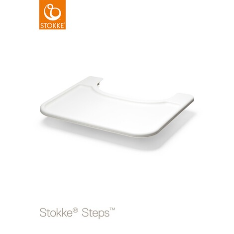 Stokke®STEPS™Baby Set Tray  weiss 1