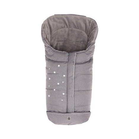 Winter-Fußsack Stars für Babyschale Tragewanne BABYCAB