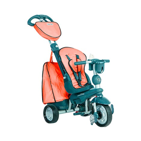 smarTrikeDreirad Explorer 5 in 1  orange 4