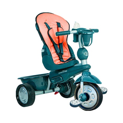 smarTrikeDreirad Explorer 5 in 1  orange 5