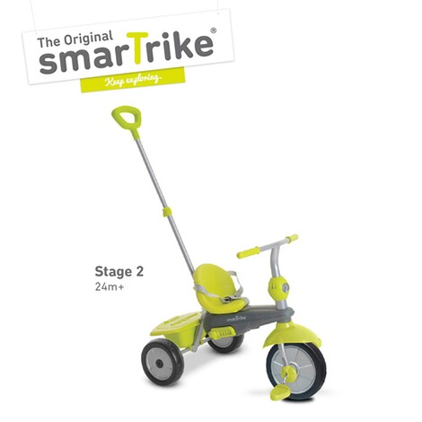 smarTrikeDreirad Breeze 3 in 1  grün 2
