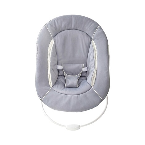 HauckBabywippe Alpha Bouncer 2in1  stretch grey 9