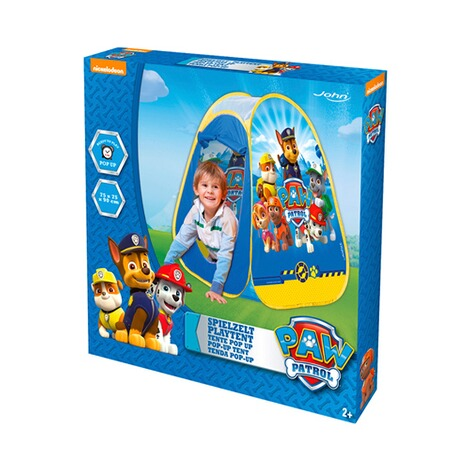 JohnPAW PATROLSpielzelt Pop Up 3