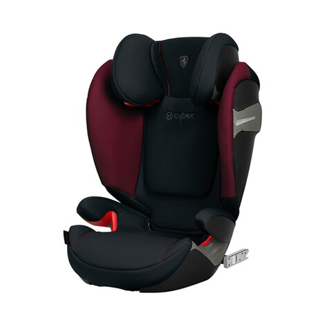 CybexGOLDSolution S-Fix Kindersitz Scuderia Ferrari  Victory Black 1