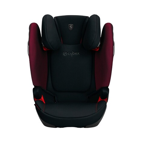 CybexGOLDSolution S-Fix Kindersitz Scuderia Ferrari  Victory Black 2
