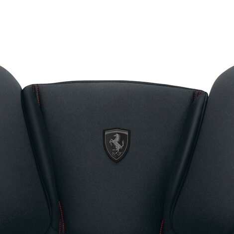 CybexGOLDSolution S-Fix Kindersitz Scuderia Ferrari  Victory Black 5