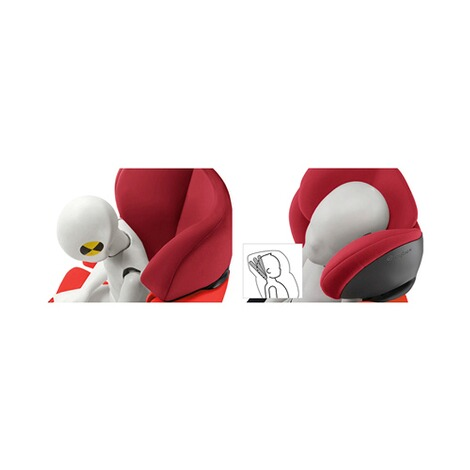 CybexSILVERSolution M-Fix Kindersitz  gray rabbit 4