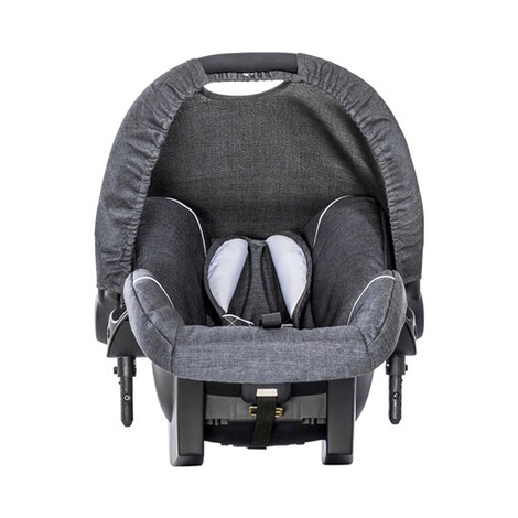 HauckPacific 4 Kombikinderwagen  Melange Charcoal 6