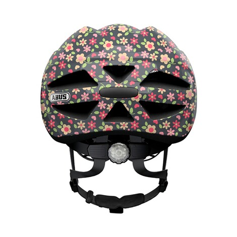 ABUSFahrradhelm Hubble 1.1  retro flower 3