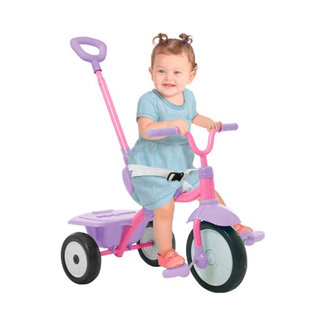 smarTrikeDreirad Folding Fun  pink 5