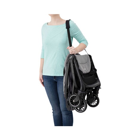 JoieTourist Buggy  gray flannel 7