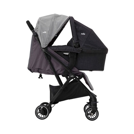 JoieTourist Buggy  gray flannel 8