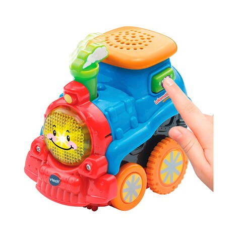VtechTUT TUT BABY FLITZERLokomotive Press & Go 3