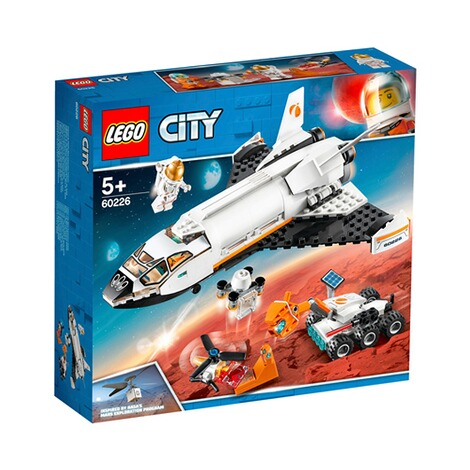 LEGO®CITY60226 Mars-Forschungsshuttle 1
