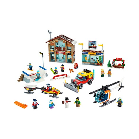 LEGO®CITY60203 Ski Resort 2