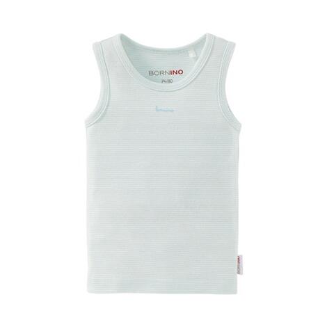 Baby-Hose aus Reiner Baumwolle mit Komfortbund /& angesetzten F/ü/ßchen Interlock-Qualit/ät Bornino Basics Stoffhose mit Fu/ß