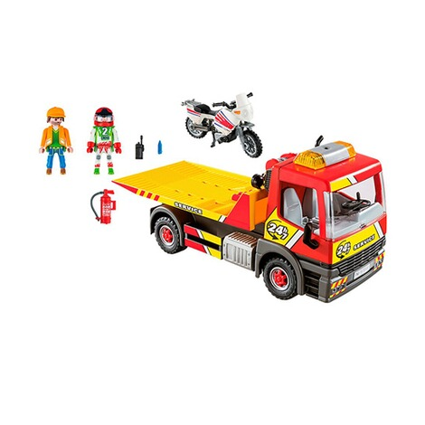 Playmobil®CITY LIFE70199 Abschleppdienst 3