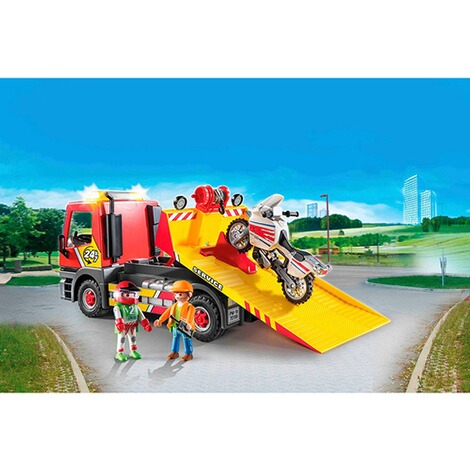 Playmobil®CITY LIFE70199 Abschleppdienst 2
