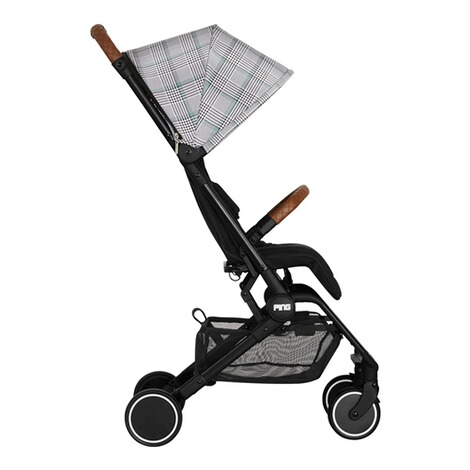 ABC DesignFashionPing Buggy  smaragd 4