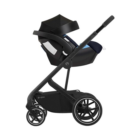CybexGOLDAton 5 Babyschale  Granite Black 9