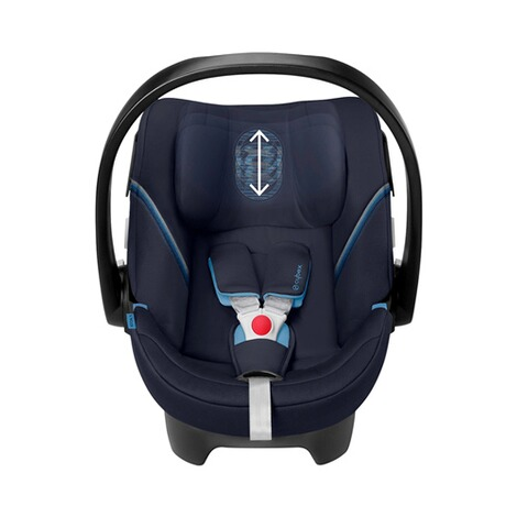 CybexGOLDAton 5 Babyschale  Granite Black 5