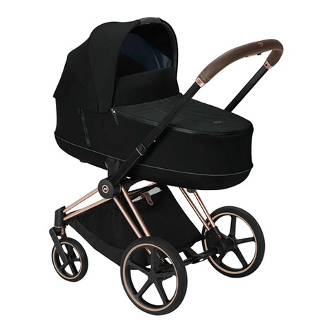 CybexPLATINUMTragewanne PRIAM Lux  deep black 4