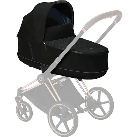 CybexPLATINUMTragewanne PRIAM Lux  deep black 1