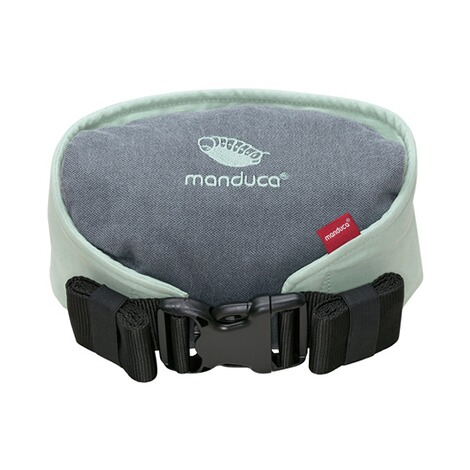 manduca®TwistBabytrage, 2 Tragepositionen  grey-mint 4