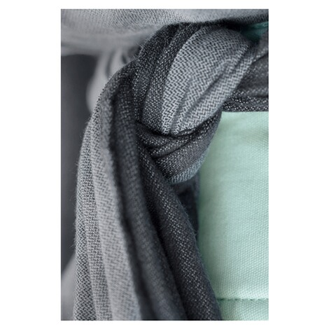 manduca®TwistBabytrage, 2 Tragepositionen  grey-mint 5