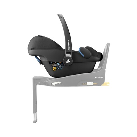 Maxi-CosiPremiumPebble Pro i-Size Babyschale  essential black 7