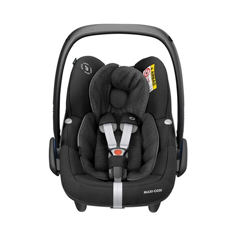 Maxi-CosiPremiumPebble Pro i-Size Babyschale  essential black 3
