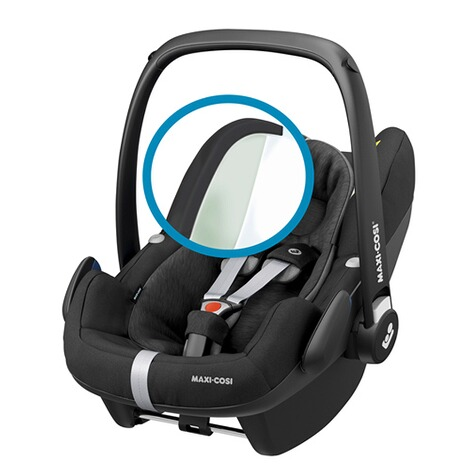 Maxi-CosiPremiumPebble Pro i-Size Babyschale  essential black 8