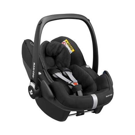 Maxi-CosiPremiumPebble Pro i-Size Babyschale  essential black 2